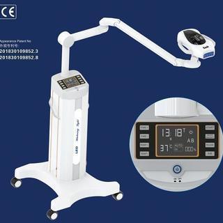 新開発 歯のホワイトニングLED60W照射機器(恒温機能付き、セ...