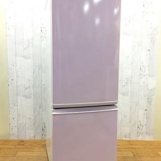 シャープ SHARP 2ドア冷蔵庫 SJ-17X-P 2012年式