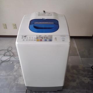HITACHI 洗濯機 2006年製 6.0kg NW-6FY 引取限定