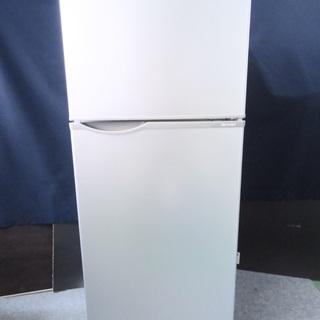 シャープ 2ドア冷蔵庫▼SJ-H12Y-S▼118L▼15年製▼...