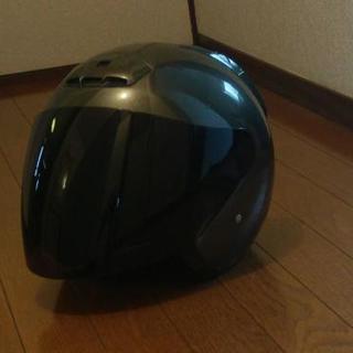 スモークシールド ジェットヘルメット バイク用