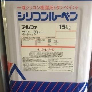 大日本塗料 シリコンルーベン サワーグレー