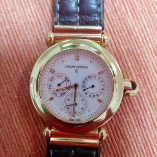 フィリップ シャリオールの時計です。
