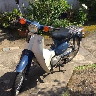 ホンダカブ C50SX