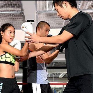 ボクシングトレーナー(ゴールドジムスパレア足利内)