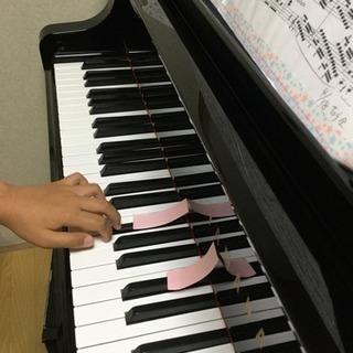 ピアノで音楽しましょう❣️