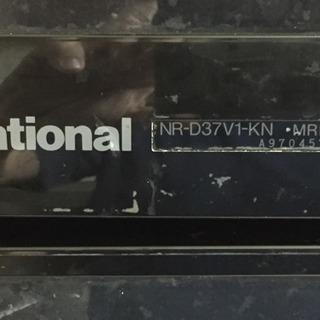 ナショナル冷蔵庫 NRーD37V1