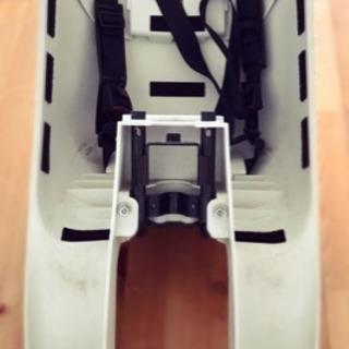 ブリヂストンbikke2 専用 フロントチャイルドシート