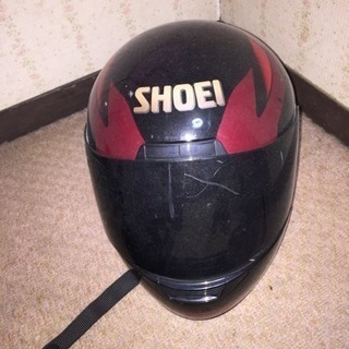 古いヘルメット
