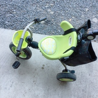 アイデス 折りたたみ三輪車