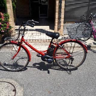 [出品予定です]Panasonic電動アシスト自転車