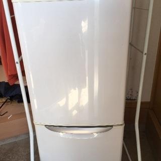 小型冷蔵庫2ドア