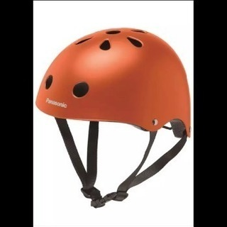 パナソニック自転車幼児用ヘルメット 新品未使用