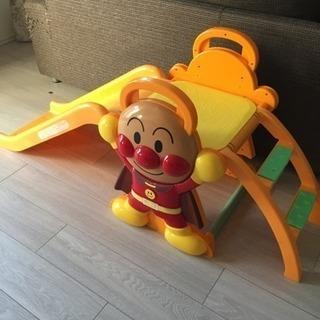 アンパンマン 滑り台