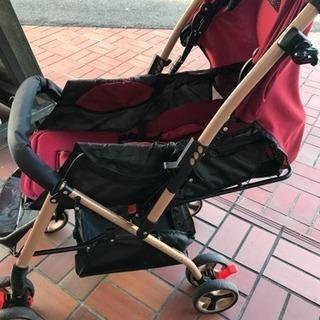 ベビーカー 新生児から可能