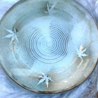 新品特価  B 札幌市陶芸作家の大皿