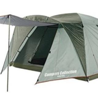 テント キャンパーズコレクション キャノピードームテント