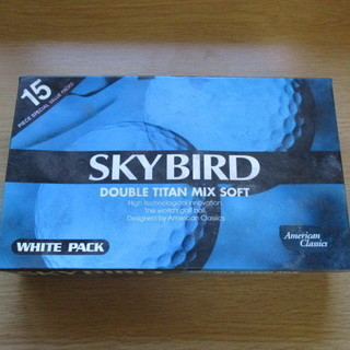ゴルフボール 15個 箱入り 中古 追加も可能です。
