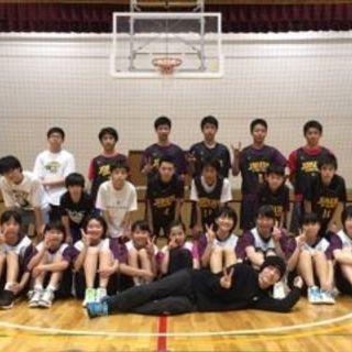 バスケットスクールJOKERS5期生募集中
