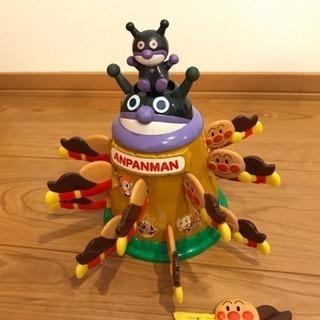 アンパンマン ドキドキアンパンチ(黒ひげ危機一髪おもちゃ)