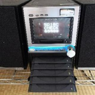 Panasonic DVD/SD ステレオシステム