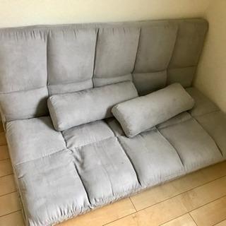 ソファーベッド使用4ケ月