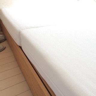 無印良品 収納ベッドセミダブル