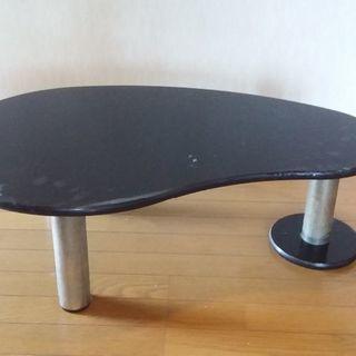 中古 木製 ローテーブル