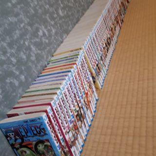 【終了しました】ワンピース14~68巻、70~87巻までセット