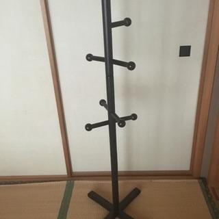 018   再度出品‼️🎩木製ポールスタンド 美品❣️