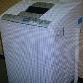 洗濯機「白い約束」 8キロ