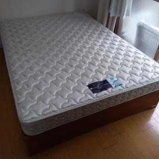 フランスベッド ダブルサイズ