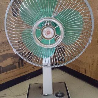 三菱 レトロなお座敷扇風機