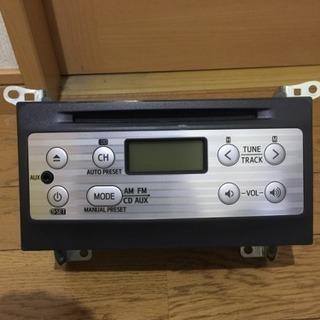 【取引成立済】ダイハツ ミライース標準装備 カーステレオ