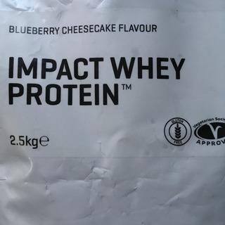 未開封 マイプロテイン 2.5kg