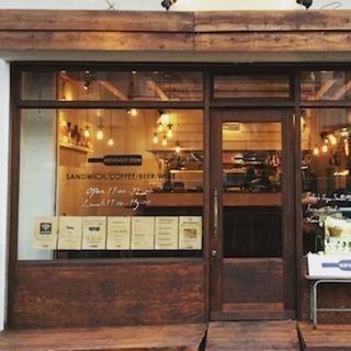 無添加・手作りサンドイッチとロゼワインを提供するカフェ&ビストロ...