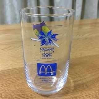 【新品未使用】長野五輪グラス・コップ(1998年冬季オリンピック)