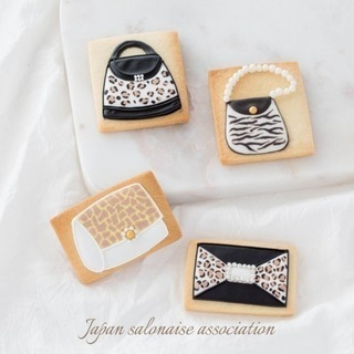 JSAアイシングクッキー認定講師講座/アイシングクッキーの資格が取得出来ます! - 藤沢市