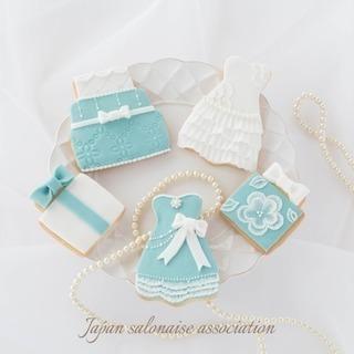 JSAアイシングクッキー認定講師講座/アイシングクッキーの資格が取得出来ます! − 神奈川県