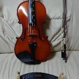 詳細不明 バイオリン イタリア製?