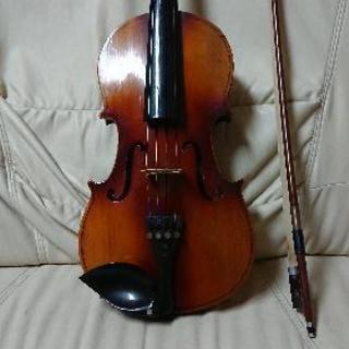 激安‼️詳細不明 バイオリン 日本製?