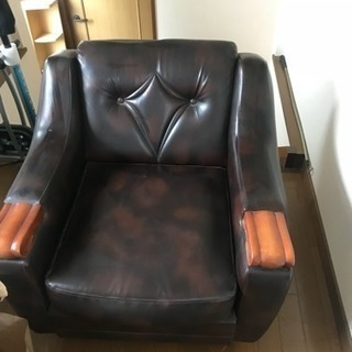 応接用の椅子  訳あり品