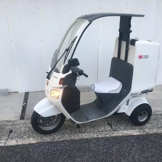 ホンダ ジャイロ キャノピー TA02 フル装備 ミニカー登録済