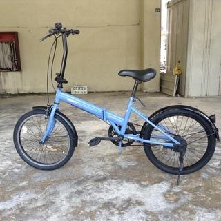 ○折り畳み自転車-