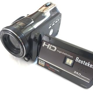 (未使用品)Besteker HDV-D395 デジタルビデオカメラ
