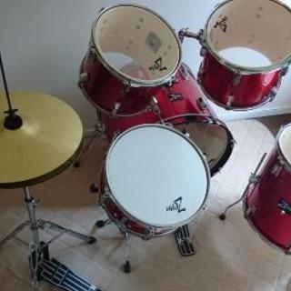 中古ドラムセット