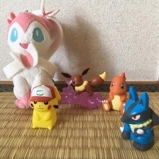 ポケモン フィギュア ぬいぐるみ