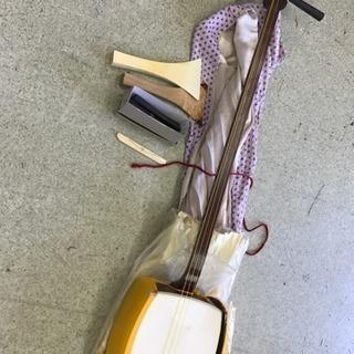 三味線 弦楽器 バチ