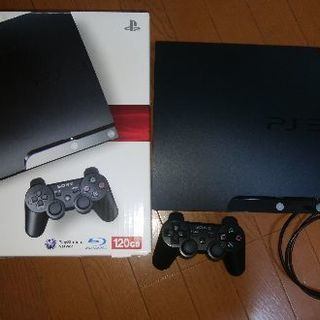 PlayStation3本体+ソフト