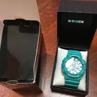 G-SHOCK 腕時計 水色